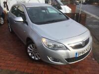 Vauxhall/Opel Astra 1.6 SE Auto