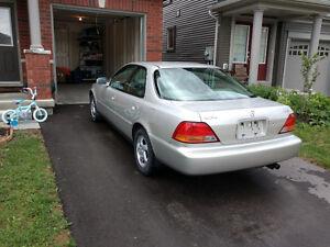 1996 Acura TL Sedan