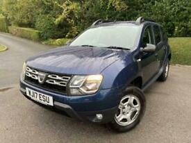 image for 2017 Dacia Duster 1.6 SCe 115 Ambiance 5dr Hatchback Petrol Manual