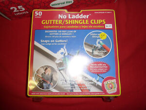 Gutter/Shingle Clip