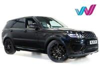 2018 Land Rover Range Rover Sport SD V6 HSE Dynamic SUV Diesel Automatic