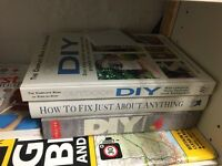 3 diy books
