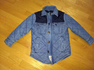 Abercrombie Boys Denim Jacket