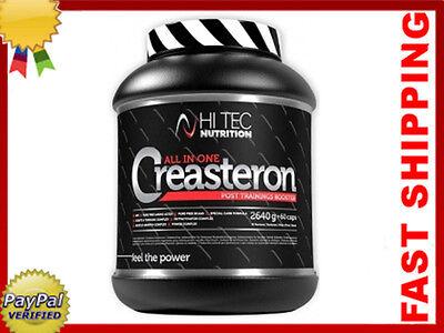 HI TEC CREASTERON formel (CREATESTON VISIER) KREATIN, BCAA, PROTEIN ()