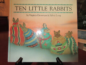 Ten Little Rabbits by Sylvia Long - Native American Story