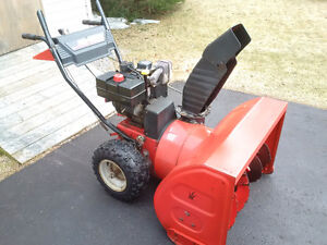 "Yard Machines Snowblower - 12HP/33"" Cut"