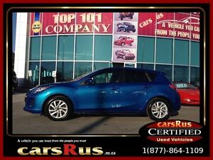 2013 Mazda MAZDA3 Sport GX 2 year Unlimited km warranty included