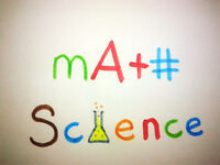 Math & Science Tutor Grade 1-10 Scarborough and Markham area