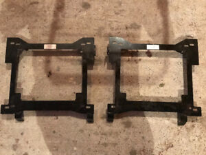 300zx Sparco Seat bases