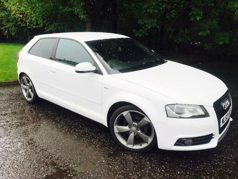 2010 audi a3 1 8 tfsi black edition 3dr in hyndland glasgow gumtree. Black Bedroom Furniture Sets. Home Design Ideas