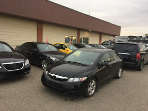 2011 Honda Civic ( low Km ) Sedan Finance Available