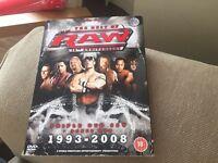 WWE raw 15th anniversary