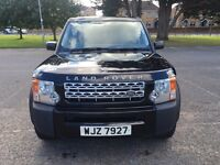 2007 LAND ROVER DISCOVERY 3 2.7TDV6