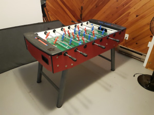 Bar Quality Foosball Table, Great Condition