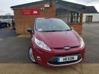 2010 Ford Fiesta 1.6TDCi Titanium DIESEL INDIVIDUAL PX WELCOME