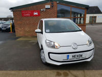 2013 Volkswagen up! 1.0 ( 60ps ) 2013MY Move Up NEW SERIVCE 3 MONTHS WARRANTY
