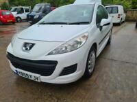 2010 /59 Plate Peugeot 207 1.6 HDI ONLY 70K MILES