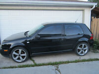 2003 Volkswagen Golf Coupe (2 door)