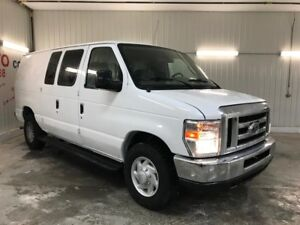 2008 Ford Econoline Cargo Van E-250 SuperDuty FINANCEMENT MAISON