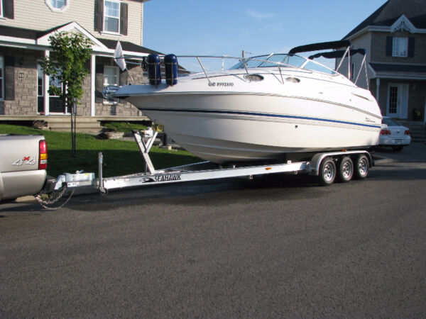 Used 2002 Chaparral Signature 260