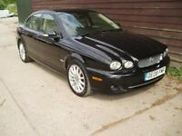 2008 JAGUAR X-TYPE 2.0 S TURBO DIESEL FULL SERVICE HISTORY VGC THROUGHOUT