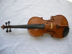 VIOLIN - OLD GERMAN WORKSHOP