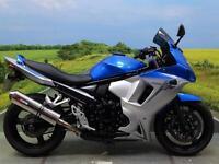 Suzuki GSX650F 2011 *Scorpion Exhaust, Great first Bike*