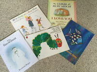 5 Classic Kids Books (large paperback format)