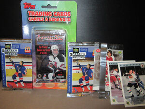 HOCKEY CARD COLLECTION, ALL FOR $10