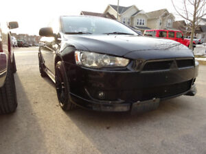 2009 Lancer GTS / Low km / Warranty / Cert.