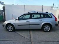 2005 Renault Megane 2.0 VVT Privilege 5dr Estate Petrol Automatic