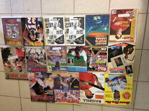 Sports Magazines/Price guides