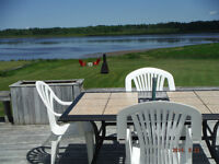 waterfront cottage in Shediac area, Beaubasin East,