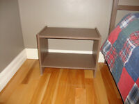 All wood matching nightstands