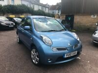 Nissan Micra 1.2 16v N-TEC 5dr£2,595 well looked after