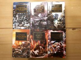 Horus Heresy Book Bundle