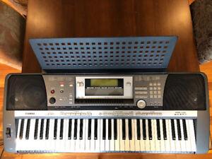 Clavier arrangeur Yamaha PSR 640