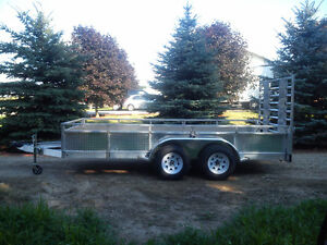 Aluminum trailer London Ontario image 1