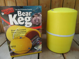 Bear Keg Baril Antiours Counter Assault New Neuf