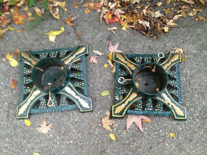 Cast Iron Christmas Tree Stand  $25 London Ontario image 2