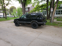 Stolen Vehicle - Chevy Blazer