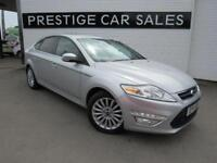 2014 Ford Mondeo 1.6 TDCi ECO Zetec Business (s/s) 5dr Diesel silver Manual