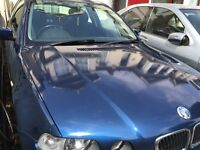 BMW 316TI SE COMPACT WITH SERVICE HISTORY