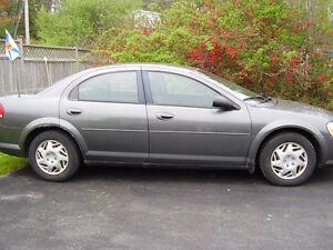 2004 Chrysler Sebring, $1600.00