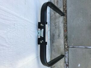 Skidoo rear bumper and hitch