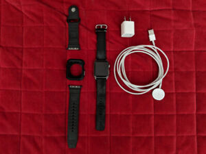 1st Generation Stainless Steel Apple Watch 42 MM