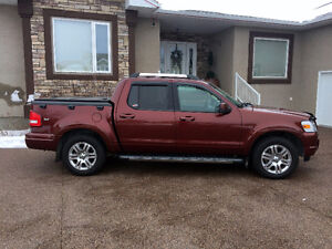 FORD EXPLORER SPORT TRAC LIMITED