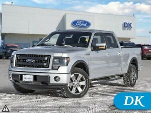 2014 Ford F-150 FX4 LWB 402A **Ford Certified Pre-owned vehicle*
