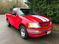 2000 LEFT HAND DRIVE FORD F150 XL PICK UP TRUCK 4.2 V6 PETROL