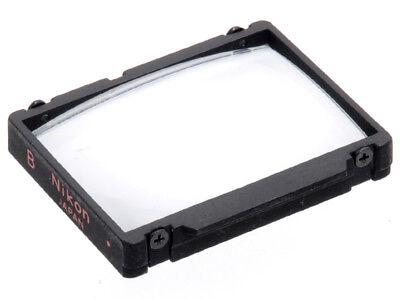 Nikon vetrino di messa a fuoco matte con spot 3mm. tipo B per F3 - F3 HP.